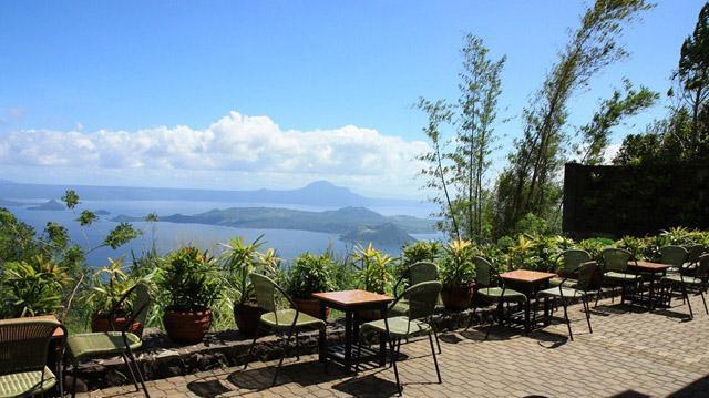 tagaytay taal restaurant