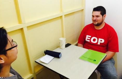 face to face english school david
