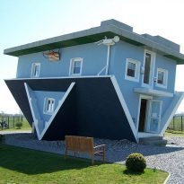 house-upside-down