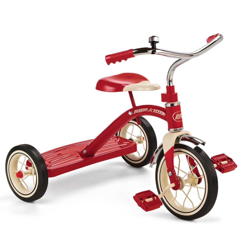 英語 三輪車