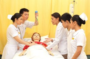 Nursing-Skills-Laboratory-for-Hands-on-Learning