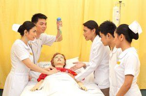 Nursing-Skills-Laboratory-for-Hands-on-Learning